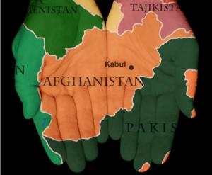 Hand Afghanistan