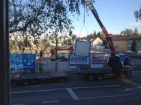 Bouwfonds Refugio Pasing.50_Weyl Radweg blockiert2