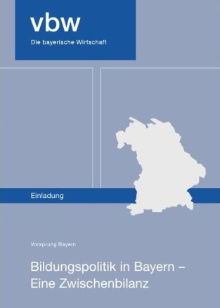 Bildungspolitik in Bayern